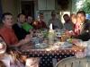 repas en groupe