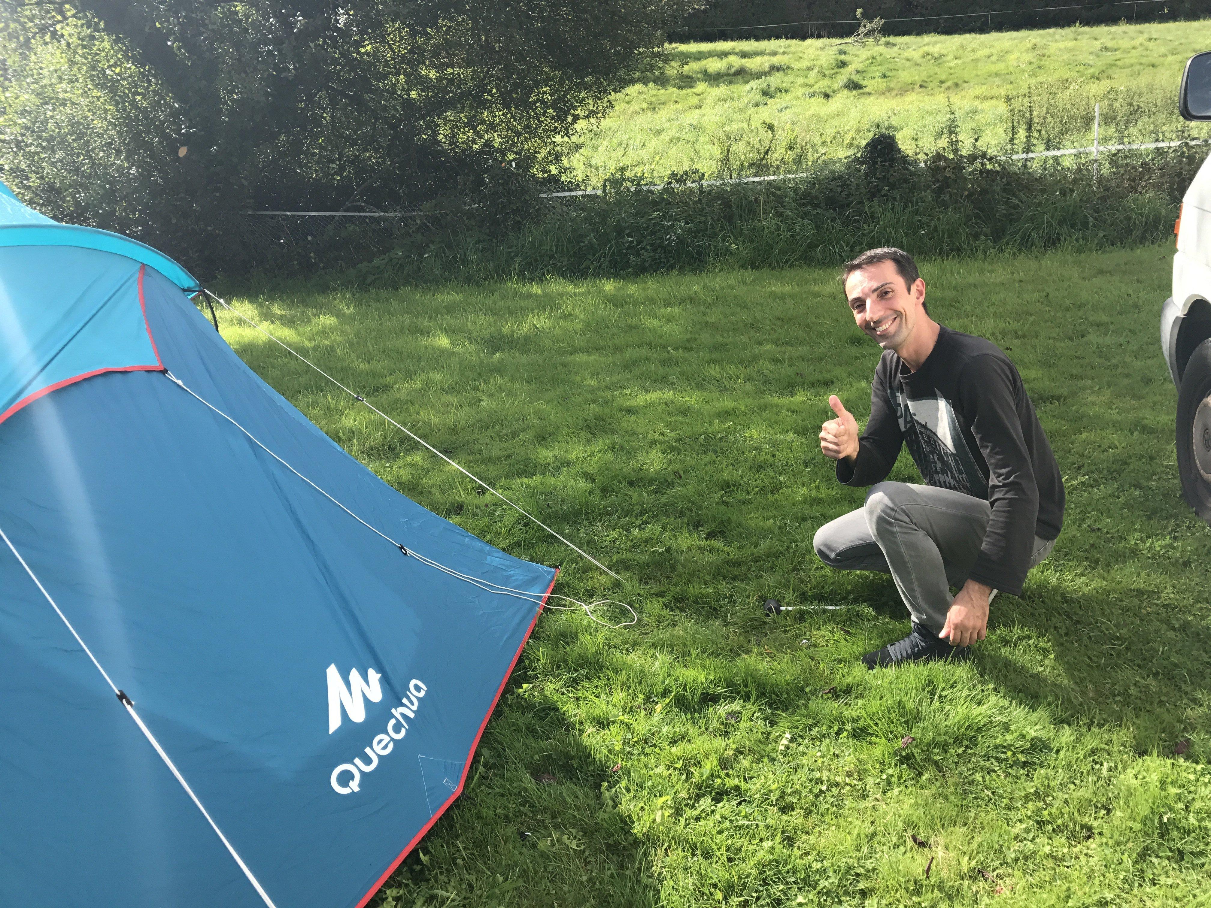 jose camping
