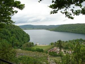 Autour du lac de Chalain